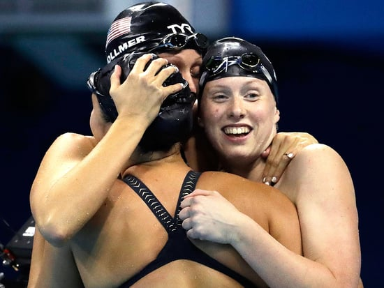 U.S.A. Women Win the 1,000th Summer Olympics Gold Medal in Relay Race