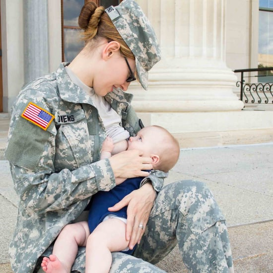 Photo Series on Moms Breastfeeding in Public