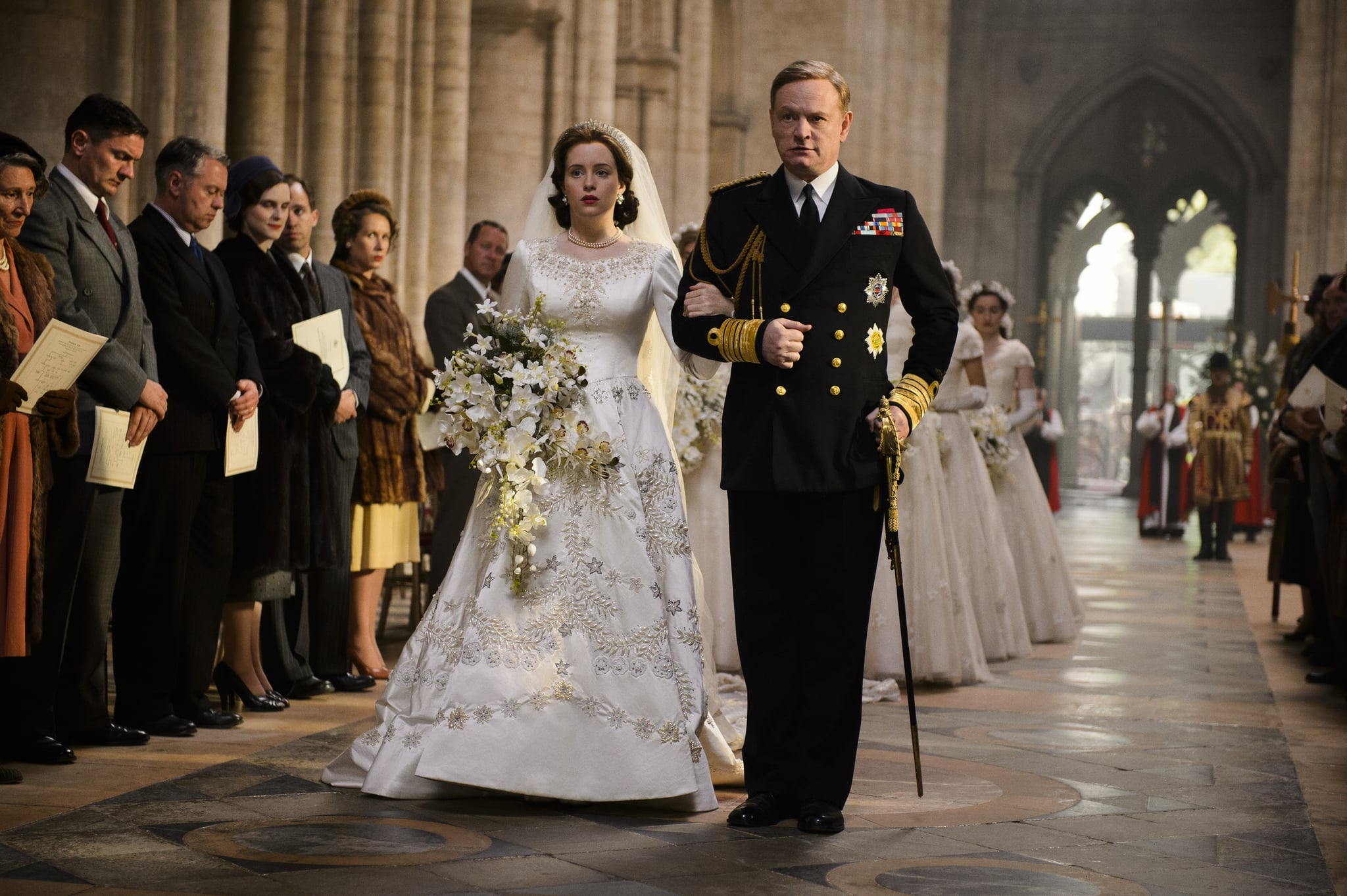 Factual Errors In Netflixs The Crown Popsugar Entertainment