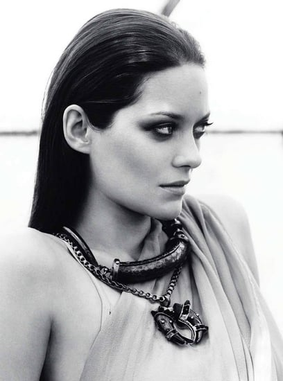 Marion Cotillard does Harper's Bazaar UK-august 2010