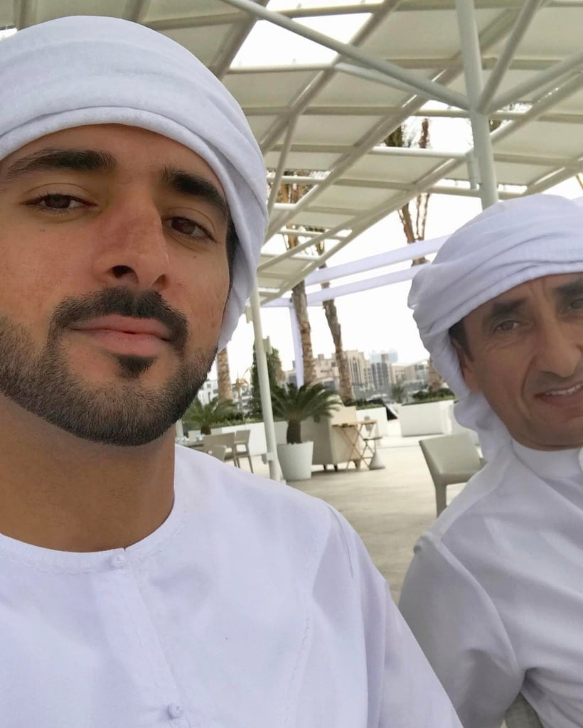 Dubai Crown Prince Sheikh Hamdan's Best Instagram Posts