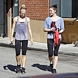 Ashley Greene Loves New York But Works Out in LA