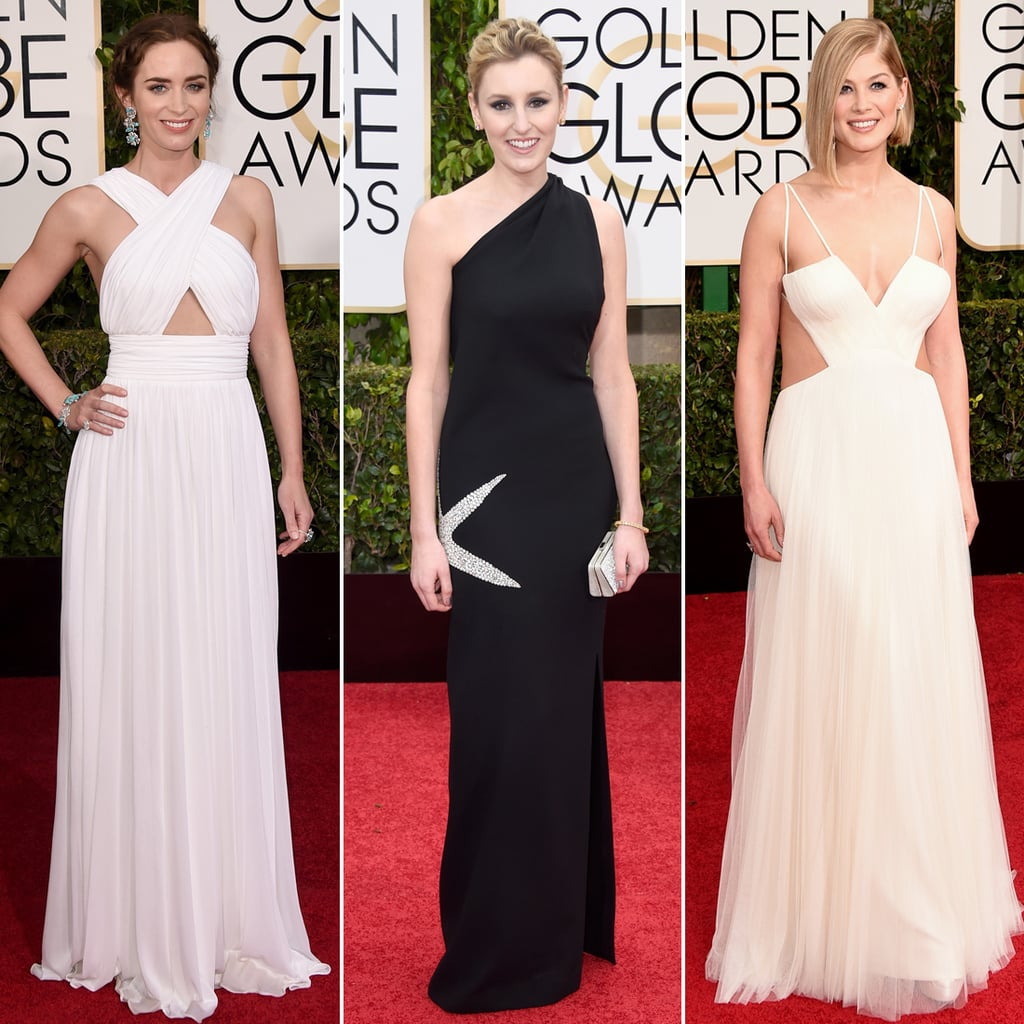 British Celebrities at the 2015 Golden Globe Awards | Photos