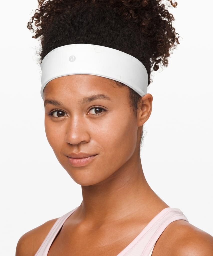 Lululemon Fly Away Tamer Headband II Luxtreme