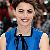 Bérénice Bejo's oversize crown braid at the Le Passé photocall at Cannes was an instant favorite.
