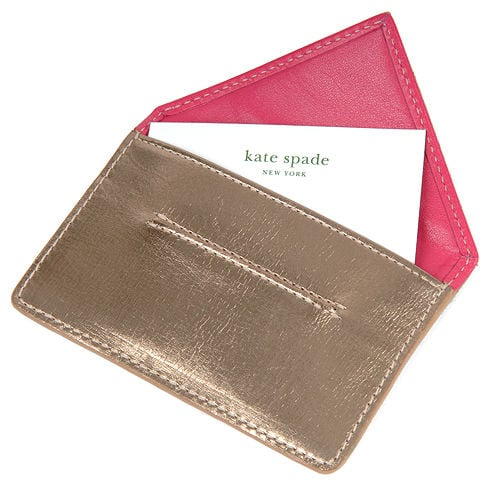 Chic Business-Card Cases