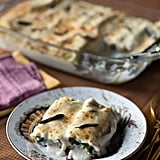 It won't be hard to get your greens when they're submerged in pasta and cheese. Get the recipe: mushroom and swiss chard lasagna rolls
