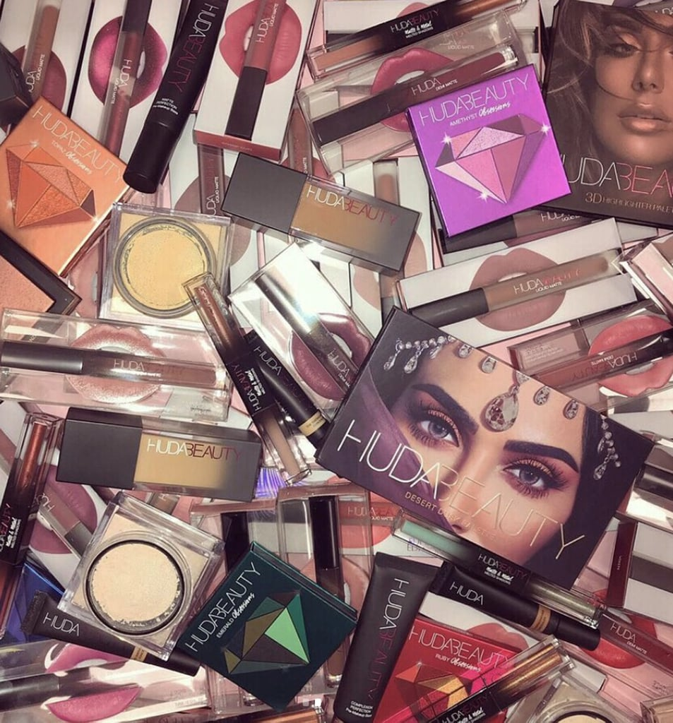 Huda Beauty Contest Prize
