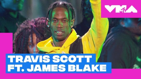 Travis Scott's 2018 MTV VMAs Performance Video