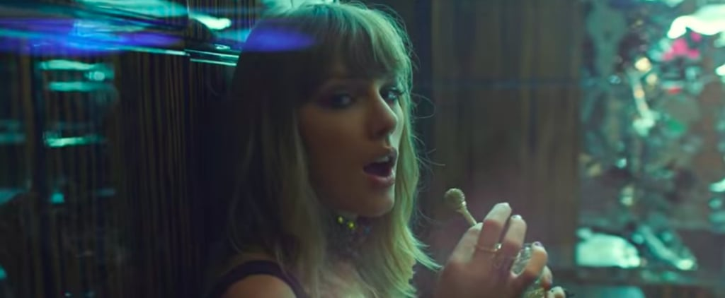 """Best Tweets About Taylor Swift's """"End Game"""" Music Video"""
