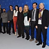 Jake Gyllenhaal, Charlotte Gainsbourg, Mike Leigh, Barbara Sukowa, François Ozon, Boualem Sansal, and more posed in Berlin.