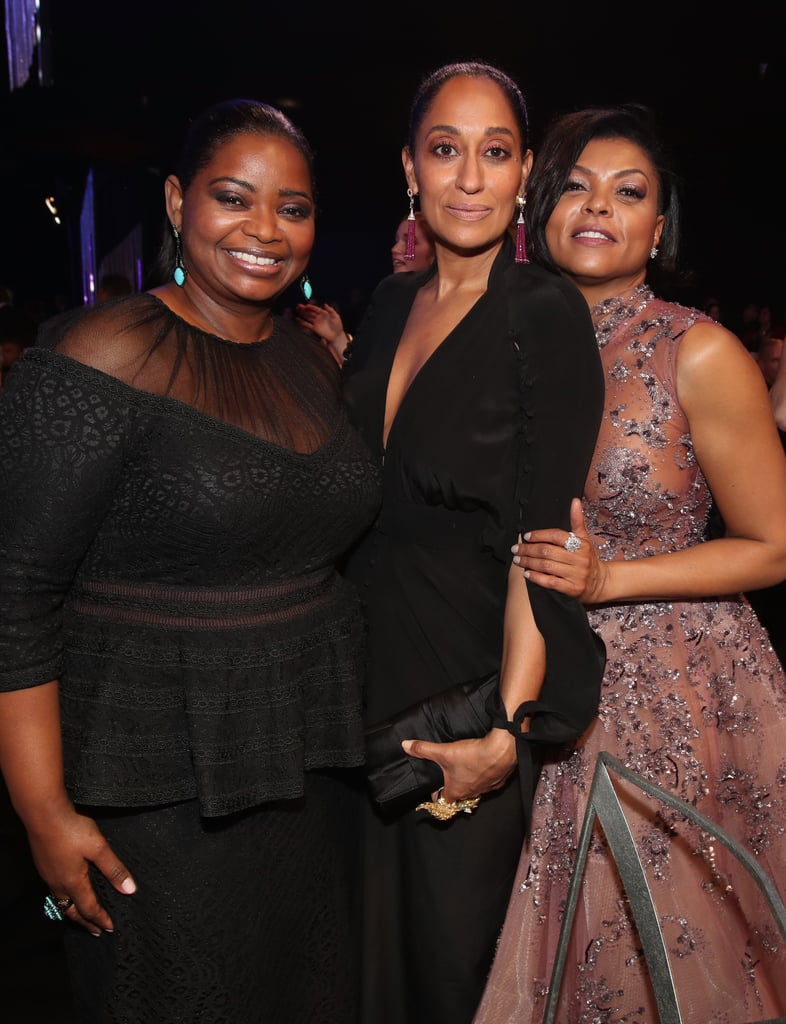 Pictured: Octavia Spencer, Tracee Ellis Ross, and Taraji P Henson