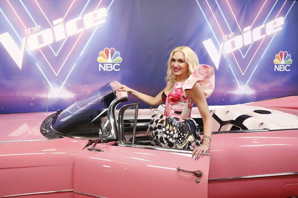 See Gwen Stefani's Engagement Ring From Blake Shelton
