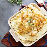 Cheesy Mashed Potatoes With Gruyère and Caramelized Onions