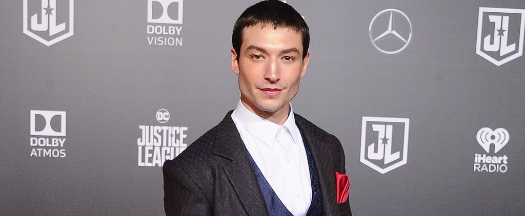 Ezra Miller First Queer Actor to Lead a Superhero Movie