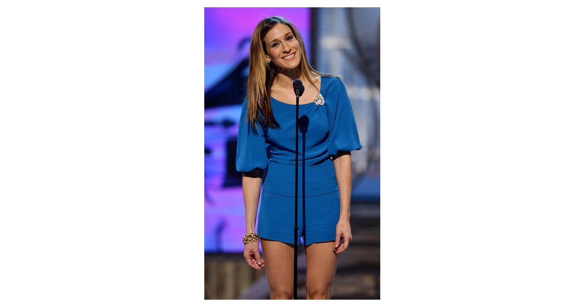 Lkq Blue Island >> Cutie patootie in electric blue at the 2004 Grammys ...