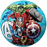 Hedstrom Avengers Assemble Rubber Playground Ball