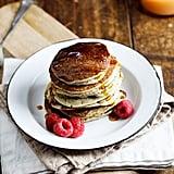 Sugar-Free Banana Oat Pancakes