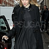Rachel McAdams was pretty for a London appearance to promote The Vow.