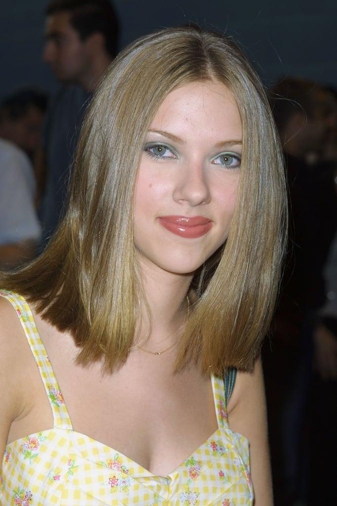 What is Scarlett Johansson's Natural Hair Colour?