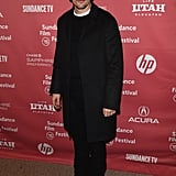 Ethan Hawke stepped out for the Ten Thousand Saints premiere.