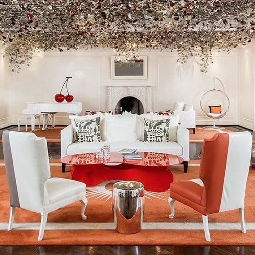 Max Azria's Stylish LA Home