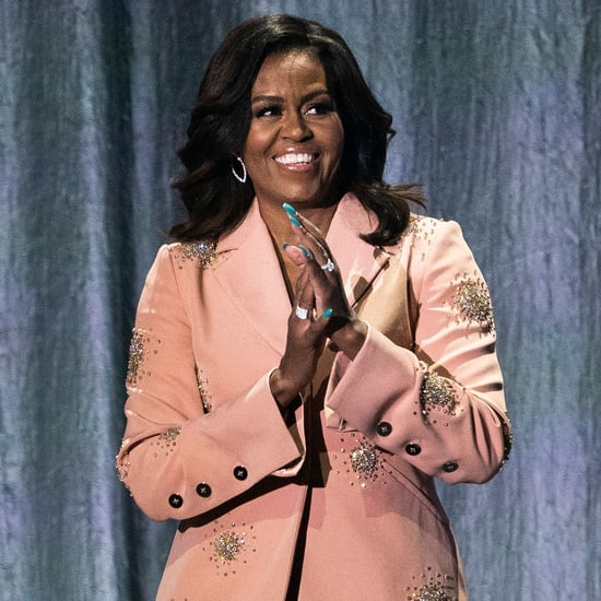 Michelle Obama on Sasha and Malia Stealing Her Makeup