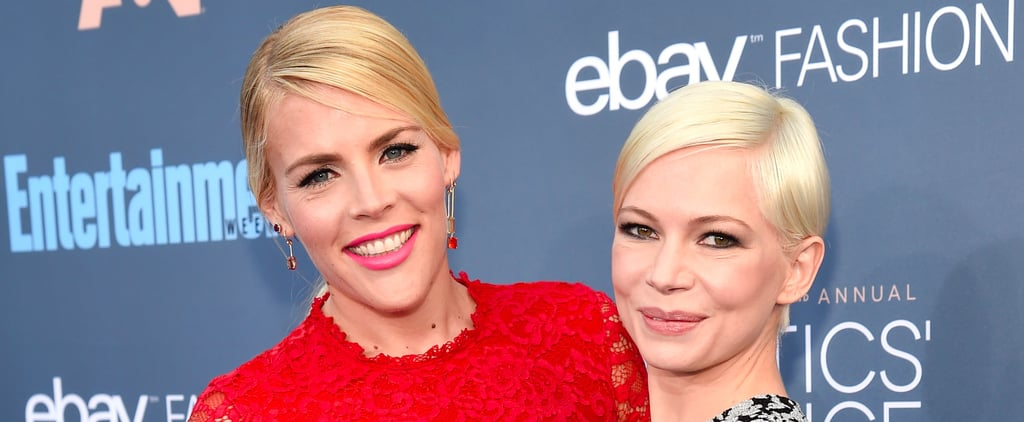 Busy Philipps and Michelle Williams Stick Together at the Critics' Choice Awards