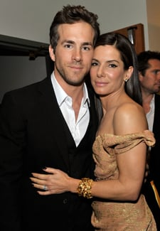 Sandra Bullock and Ryan Reynolds to Reunite for Most Wanted 2010-06-07 13:25:36