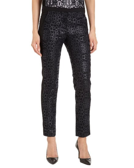 Surprisingly, we think these pants are work appropriate. Just add a sleek white blouse and respectable low-heel slingback pumps. Then, switch out your top and shoes for sexier iterations and head straight to happy hour. A.L.C. Emmet Pant ($594, available for preorder)