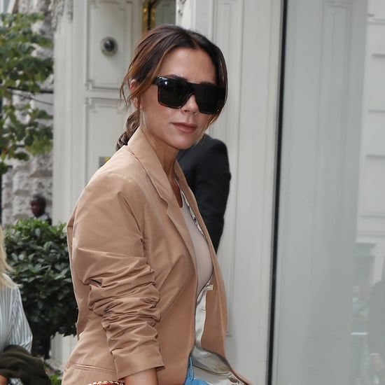 Victoria Beckham's London Fashion Week Outfit 2018