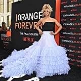 Laverne Cox Orange Is the New Black Premiere Dress