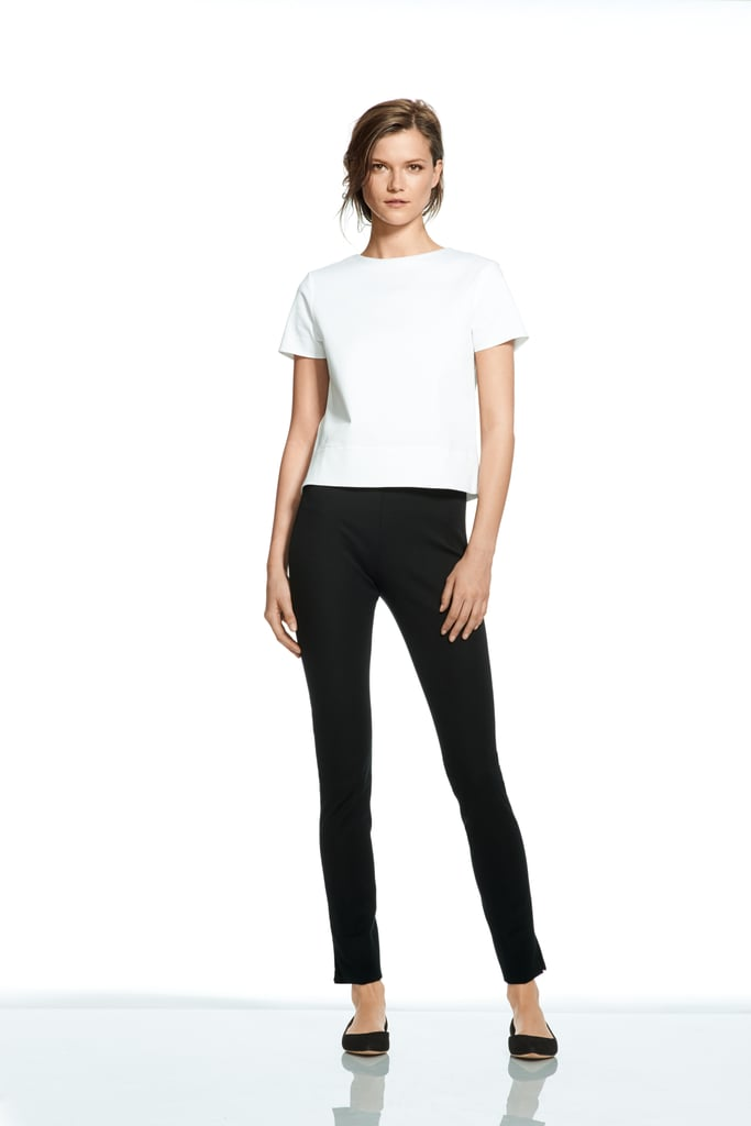 Roland Mouret For Banana Republic Poplin Tee