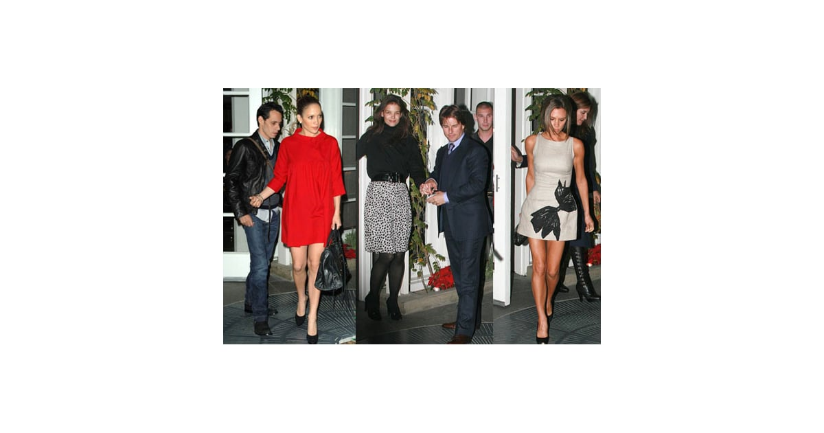 Tom and Katie Leave Oprah off the List Again | POPSUGAR Celebrity