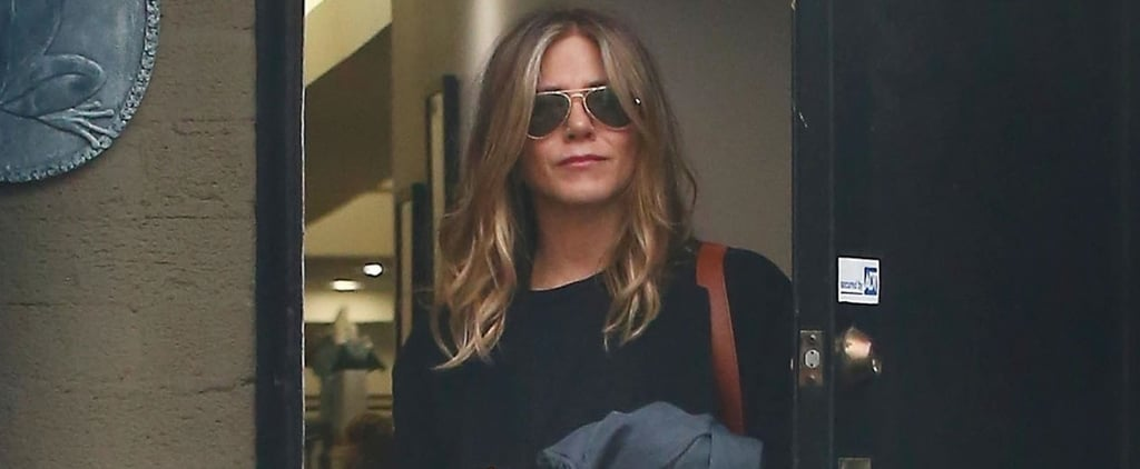 Jennifer Aniston Gucci Loafers