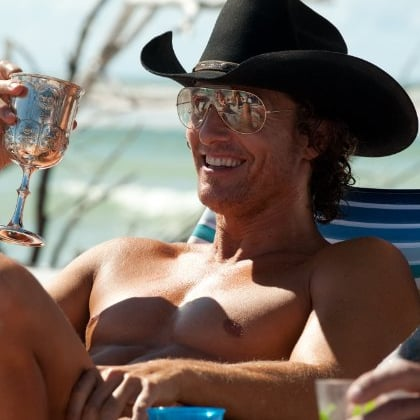 Matthew McConaughey Shirtless and Sexy Pictures