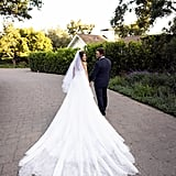 Katherine Schwarzenegger's Wedding Dress