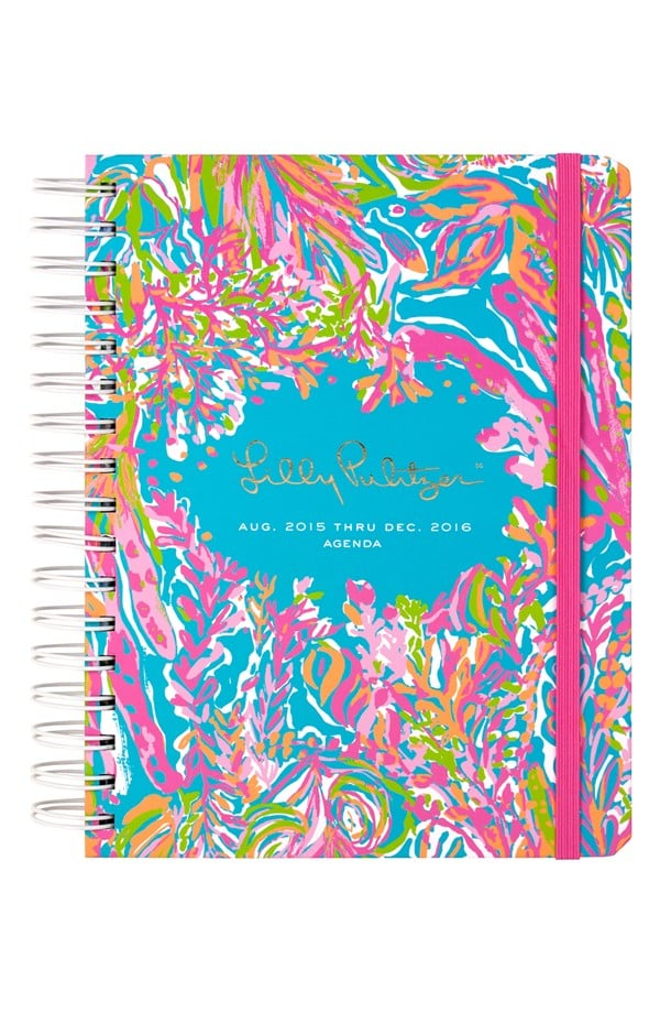 Lilly Pulitzer Large 17-Month Planner