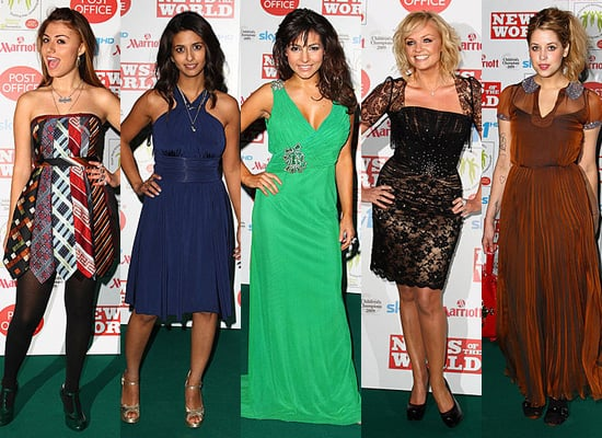 Children's Champions 2009 Awards: Best Dressed
