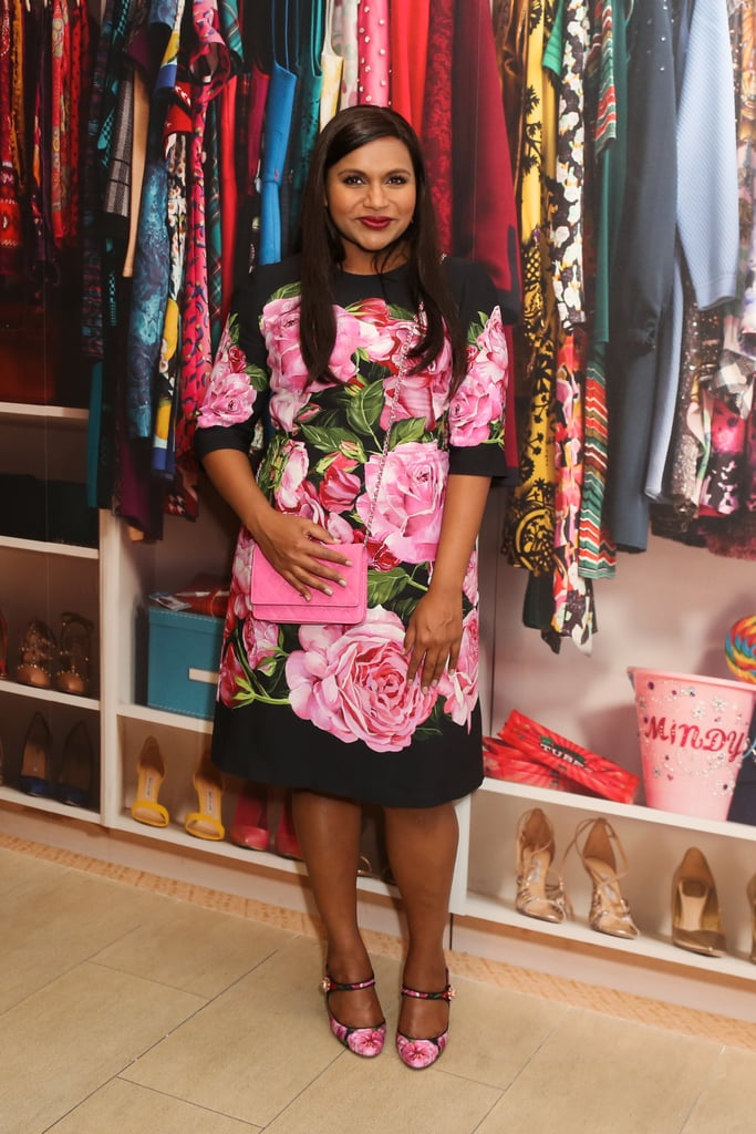 Mindy Kaling Fashion Interview 2019 Popsugar Fashion Australia