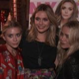 Mary-Kate and Ashley Olsen at Nylon Magazine Party in NY