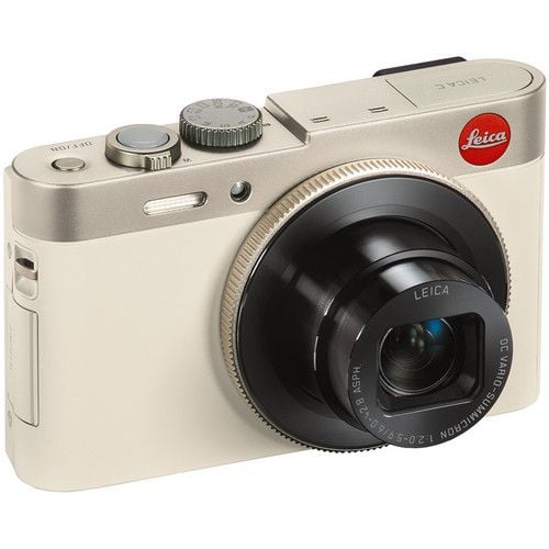 A Leica is a hip but super-high-quality digital camera (this one shoots 12.1 megapixels). I love the Leica C ($699) in particular, with its glam, light-gold exterior. — Shannon Vestal, TV and movies editor