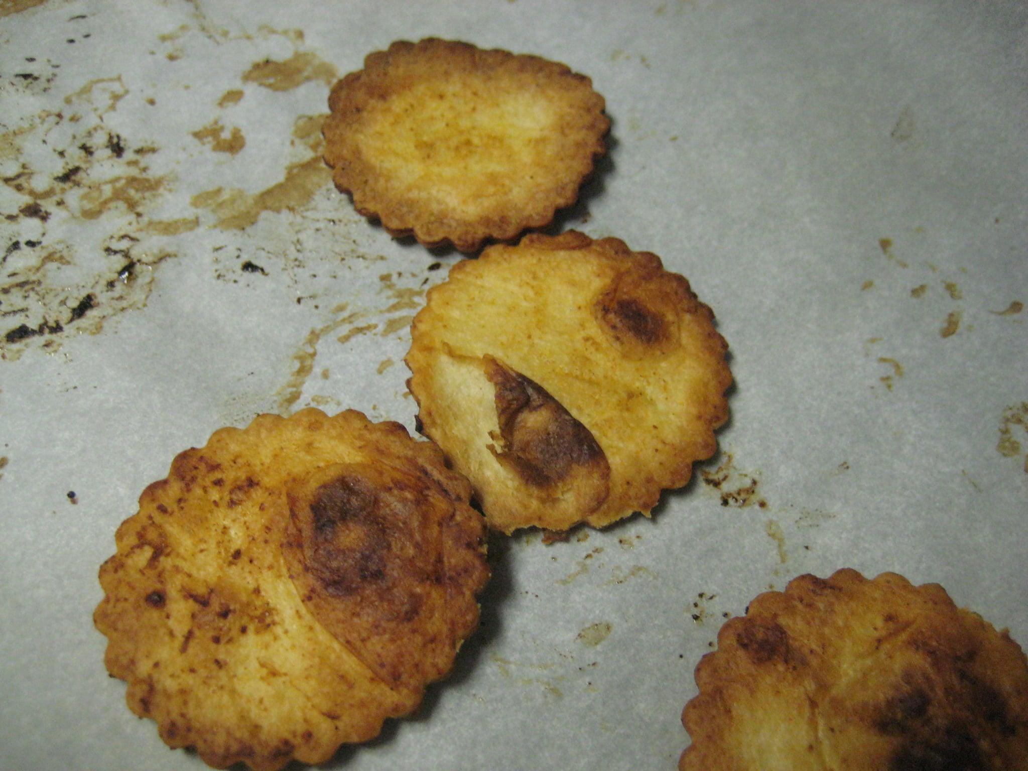 Crispy adobo chips.