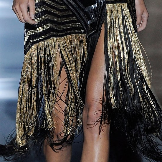 Milan Fashion Week Trend: Fringe