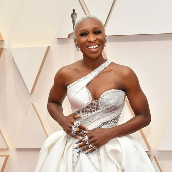 Cynthia Erivo's Nail Art at Oscars 2020