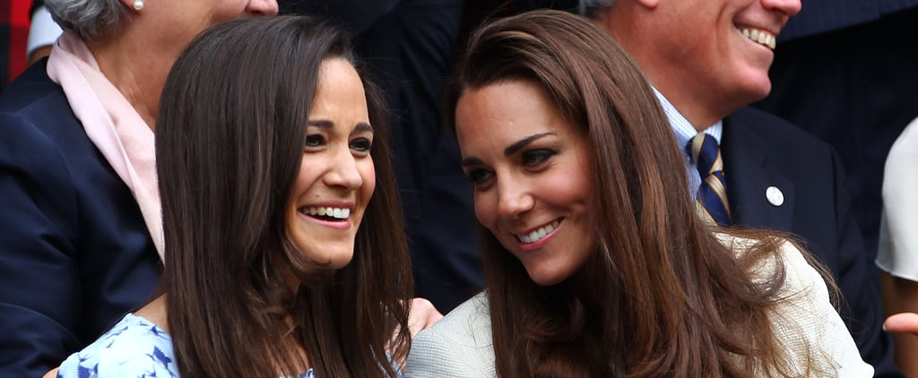 Kate Middleton's Reaction to Pippa's Baby News
