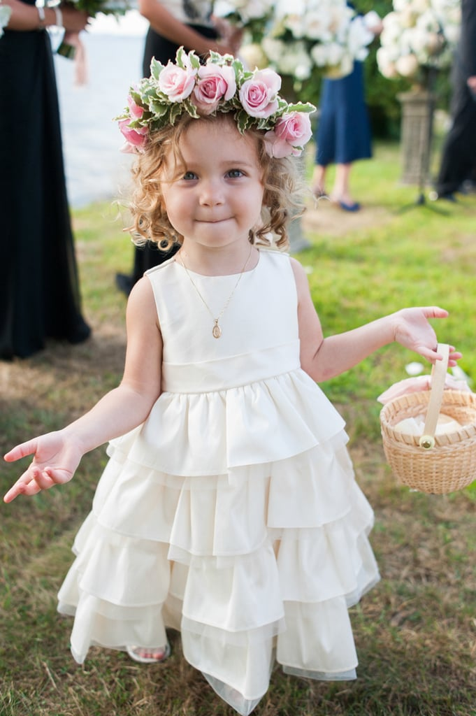 Hairstyles for Flower Girls