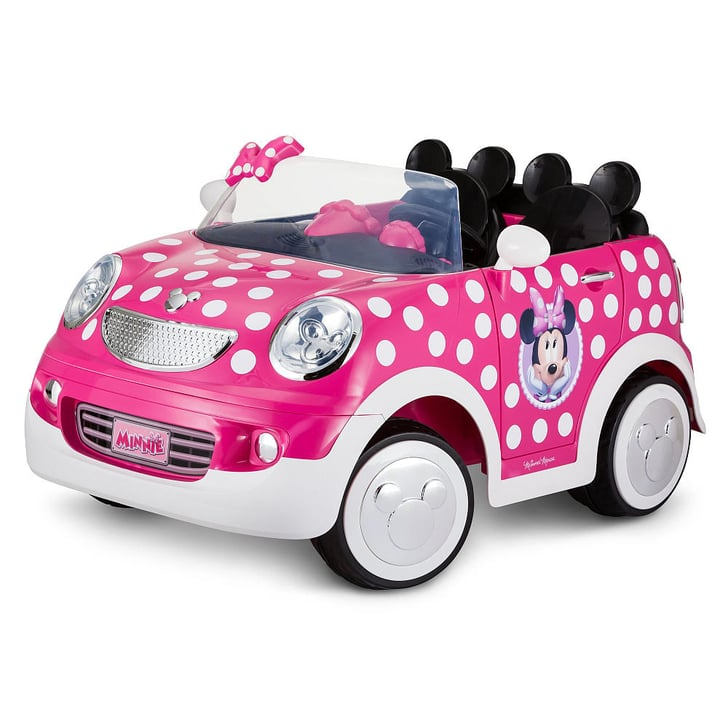 Car Wont Start When It Gets Hot Page1: Disney Minnie Mouse Hot Rod Coupe