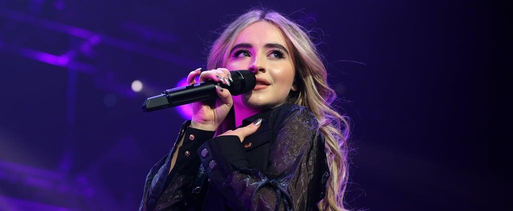Sabrina Carpenter Singing Videos