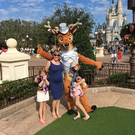 What It's Like Spending Christmas at Disney World